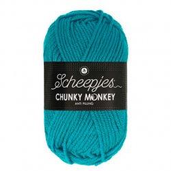 Scheepjes Chunky Monkey 100g - 2012 Deep Turquoise