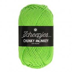 Scheepjes Chunky Monkey 100g - 1821 Lime