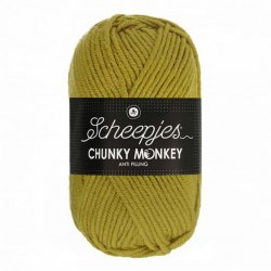 Scheepjes Chunky Monkey 100g - 1712 Bumblebee