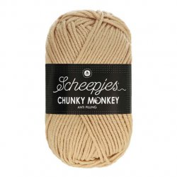 Scheepjes Chunky Monkey 100g - 1710 Camel