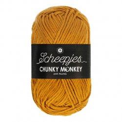 Scheepjes Chunky Monkey 100g - 1709 Ochre