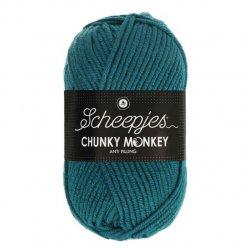 Scheepjes Chunky Monkey 100g - 1708 Petrol