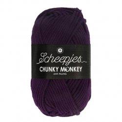Scheepjes Chunky Monkey 100g - 1425 Purple