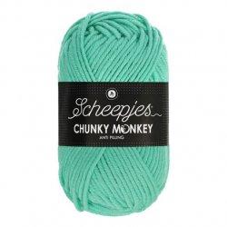 Scheepjes Chunky Monkey 100g - 1422 Aqua