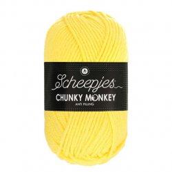 Scheepjes Chunky Monkey 100g - 1263 Lemon