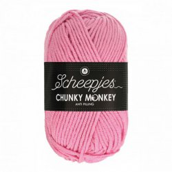 Scheepjes Chunky Monkey 100g - 1241 Rose