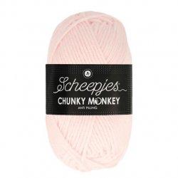 Scheepjes Chunky Monkey 100g - 1240 Baby Pink