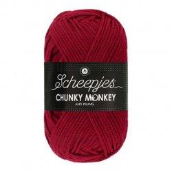Scheepjes Chunky Monkey 100g - 1123 Garnet