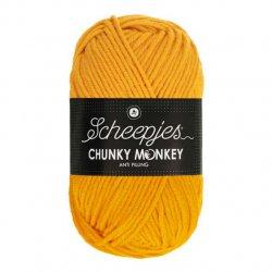 Scheepjes Chunky Monkey 100g - 1114 Golden Yellow