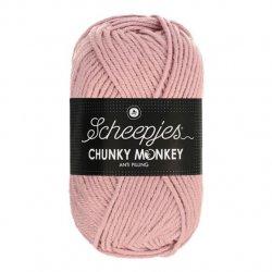 Scheepjes Chunky Monkey 100g - 1080 Pearl Pink