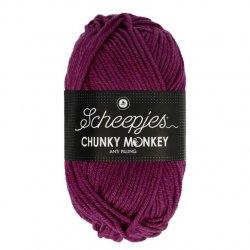 Scheepjes Chunky Monkey 100g - 1061 Cerise