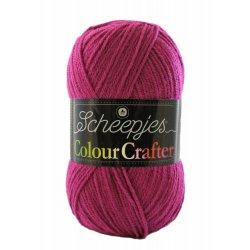 Colour Crafter Kortrijk Scheepjeswol. Kleur 2009