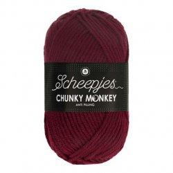 Scheepjes Chunky Monkey 100g - 1035 Maroon