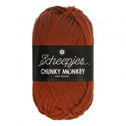 Scheepjes Chunky Monkey 100g - 1029 Rust