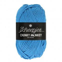 Scheepjes Chunky Monkey 100g - 1003 Cornflower Blue