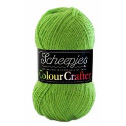 Colour Crafter Charleroi Scheepjeswol. Kleur 2016