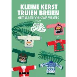 Kleine kerst truien breien - Marieke Voorsluijs  9999-0704