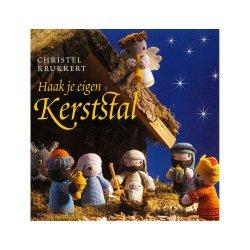 Haak je eigen kerststal - Christel Krukkert  9999-4729