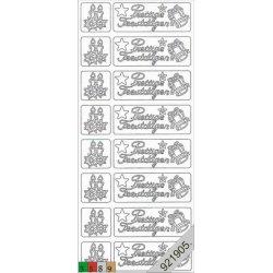 NL 0000 - Prettige feestdagen Groen, rood, zilver of goud