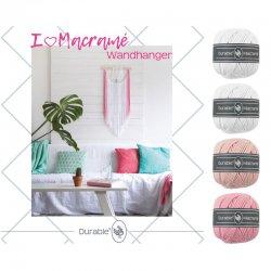 Macramé Wandhanger (pkt)*  014.139