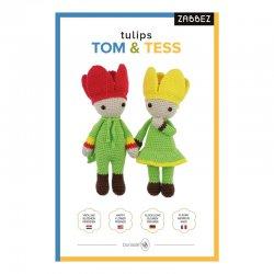 Zabbez tulips Tom & Tess (pkt)*  014.199