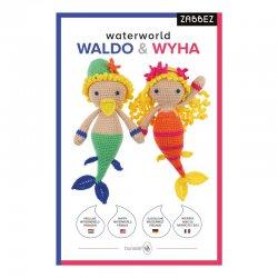 Zabbez mermaids Waldo & Wyha (pkt)* 014.205