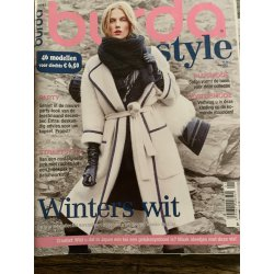 Burda Style januari 2015