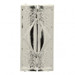 Opry Klemgespen 60mm Zilver