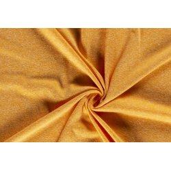 Jersey Gemeleerd 50%CO / 50%PL 13429 oranje 035