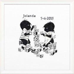 Bord.pkt Jip&Janneke Blokken 076.270017