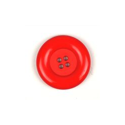 Knoop Dill 38mm rood