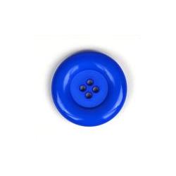 Knoop Dill 38mm blauw