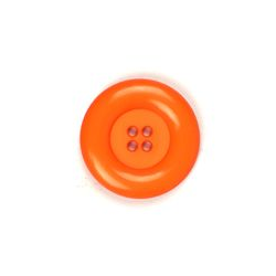 Knoop Dill 38mm oranje