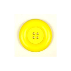 Knoop Dill 50mm geel