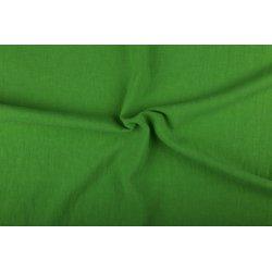 Bio-gewassen linnen 02155 groen 025