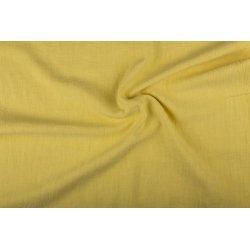 Bio-gewassen linnen 02155 geel 133