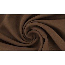 Brandwerend Burlington, texture Bi-Stretch 280 cm breed 9578 bruin 056