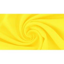 Brandwerend Burlington, texture Bi-Stretch 280 cm breed 9578 geel 035