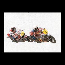 BORDUURKIT AIDA MOTORBIKES PN-0181418