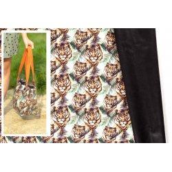 Softshell tijger 13145 groen 027
