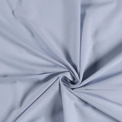 Katoen Voile Uni 03649 blauw 003