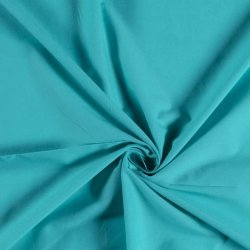 Katoen Voile Uni 03649 blauw 004