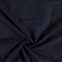 Katoen Voile Uni 03649 blauw 008