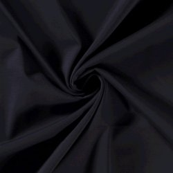 Katoen Punti di Roma Uni 13598 zwart 069