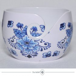 Durable Aluminium Yarn Bowl Blue 020.1074