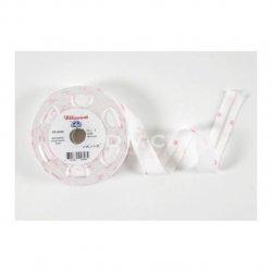 DMC Baby Star biaisrol grote sterren roze 20-9.5-9.5 FR10300-ROZE