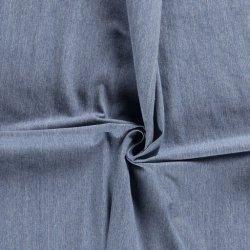 Jeans Denim Spijkerstof  uni 13037 blauw 002