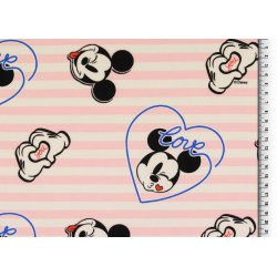 Mickey en Minnie Mouse Disney Tricot 131754 3001