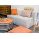 Fontelina Sunproof 25 kleuren Licht Oranje 102