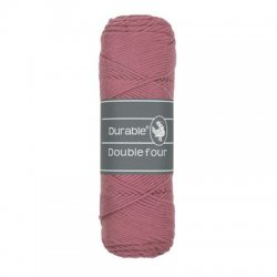 Durable Double Four Katoen 010.69 Raspberry 228